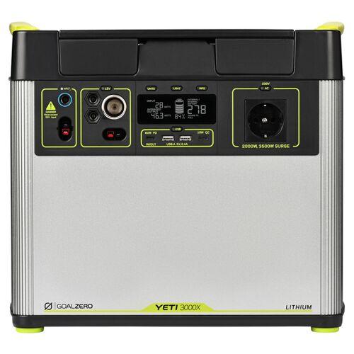Goal Zero Yeti 3000x Energiespeicher