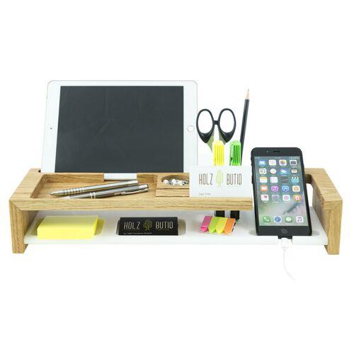Holzbutiq Office Organizer Klipo, Büro Organizer   Schreibtisch Ordnungssystem