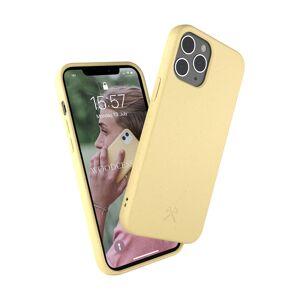 Woodcessories Iphone Hülle Samsung/huawei Hülle Biocase Aus Antibakteriellem Bio-material zitrus gelb