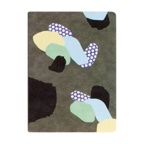 Orom Collage Notizheft Aus Hanji (Traditionelles Koreanisches Papier) - Fische