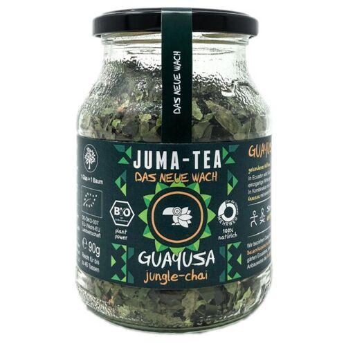 JUMA-TEA Das Neue Wach Guayusa Tee Jungle - Chai chai