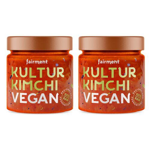 Fairment Bio Kultur-kimchi Vegan (2 x 330g)