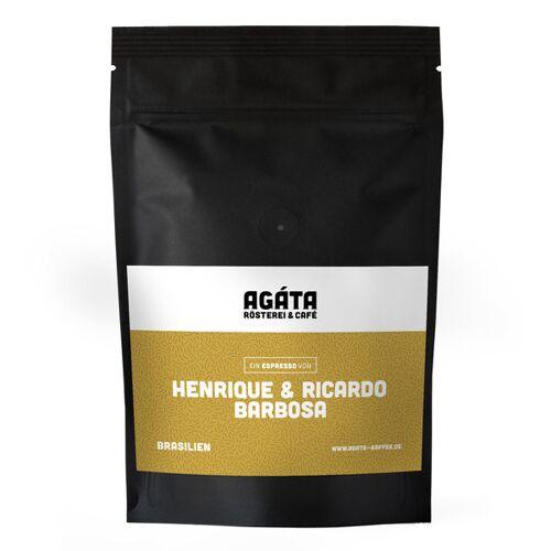 AGÁTA Rösterei & Café Barbosa, Espresso, Ganze Bohne, 1kg