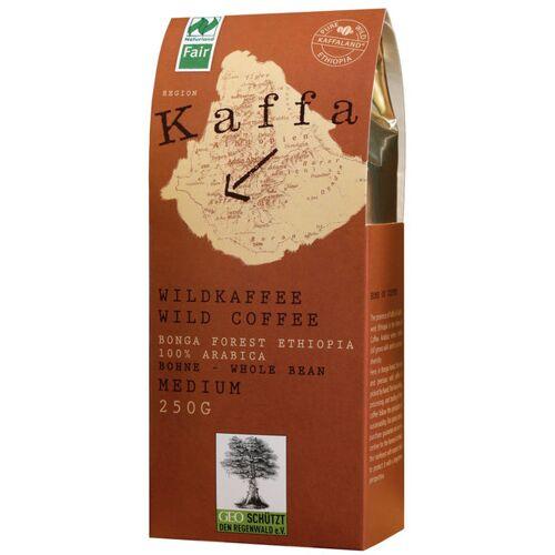 Kaffa- Bio Kaffee- Wildkaffee Kaffa- Bio Kaffee- Wildkaffe Probierpaket, Ganze Bohne, 4 x 250g kaffee