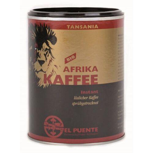 El Puente Afrika-kaffee kaffee