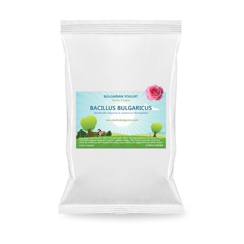 Bacillus Bulgaricus Bulgarische Rosen-joghurtkulturen - Naturjoghurt Mit Rosenextrakt Selber Machen