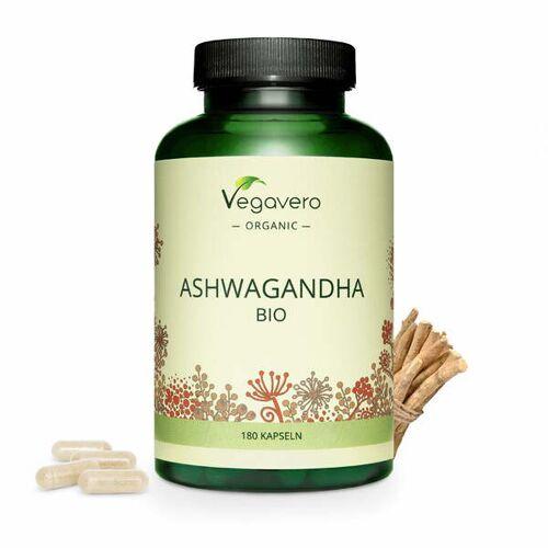 Vegavero Bio Ashwagandha Kapseln