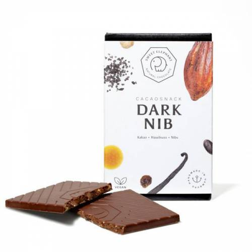 Sweet Elephant Chocolate Vegane Schokolade - 4er Probier Paket