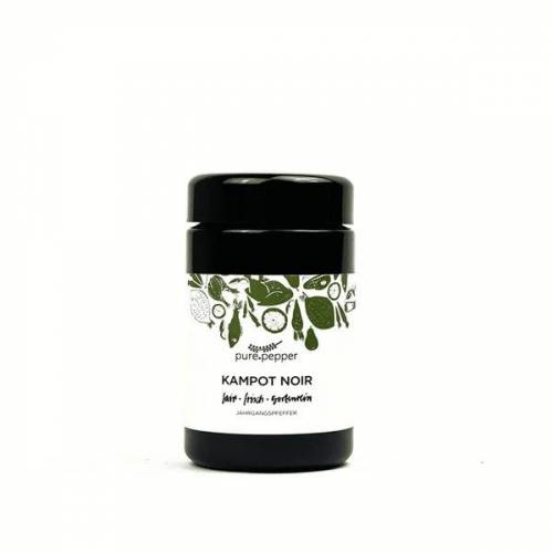 Pure Pepper Pfeffer Kampot Noir