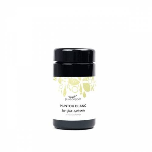 Pure Pepper Muntok Blanc Pfeffer 40g