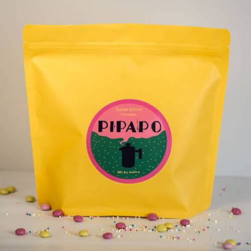 Pipapo Filterkaffee   Bio Kaffeebohnen