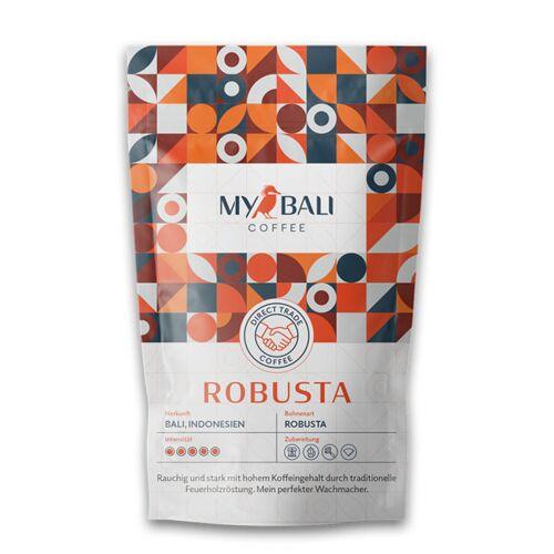 MYBALI COFFEE Kaffeebohne Robusta - 250g