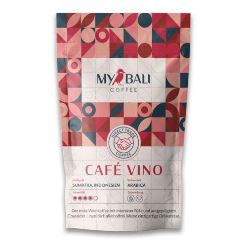 MYBALI COFFEE Kaffeebohne Café Vino - 250g vino