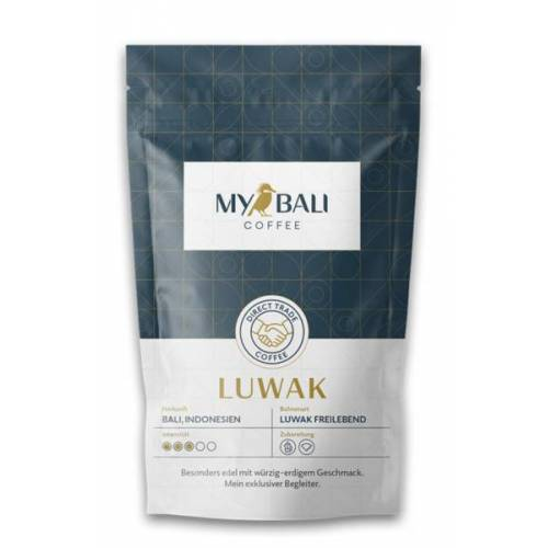 MYBALI COFFEE Kaffeebohne Luwak - 100g