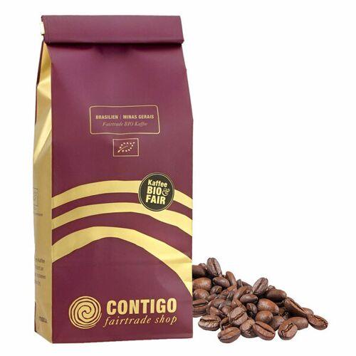 CONTIGO Fairtrade Brasilien Kaffee Bio & Fair kaffee