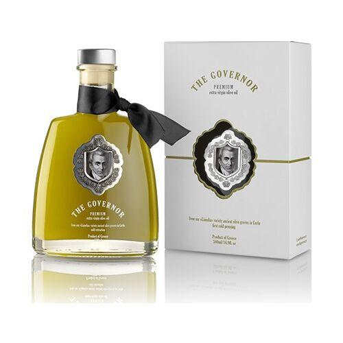 The Governor Premium - Unfiltriertes Extra Natives Olivenöl 500ml