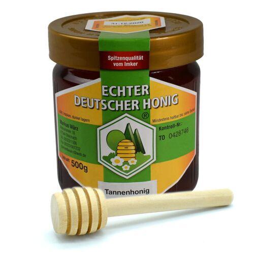 4betterdays Echter Deutscher Honig   Tannenhonig   Hergestellt In Deutschland