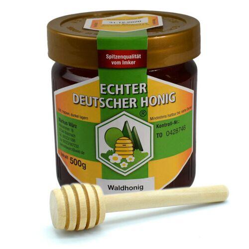 4betterdays Echter Deutscher Honig   Waldhonig   Hergestellt In Deutschland