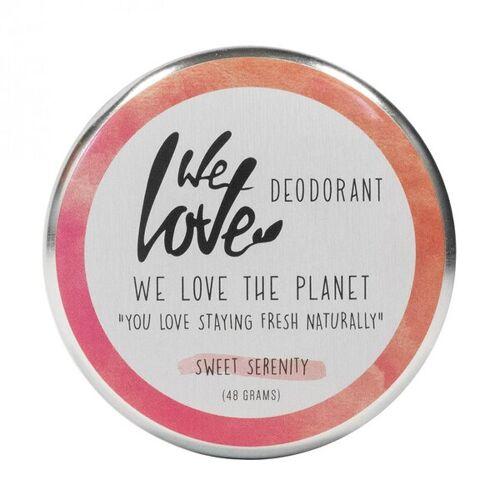 We love the planet Natürliche Deodorant Creme - Sweet Serenity creme