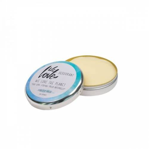 We love the planet Natürliche Deodorant Creme - Forever Fresh creme