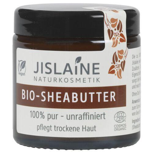 Jislaine Naturkosmetik Bio-sheabutter* - Unraffiniert, 100g