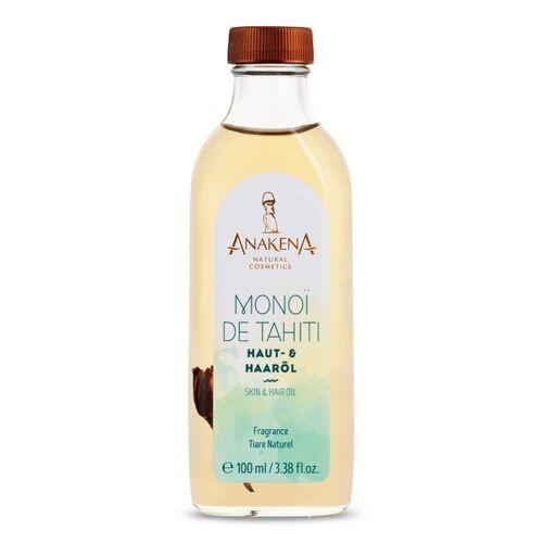 Anakena - Natural Cosmetics Monoï De Tahiti - Haut- Und Haaröl - 100 Ml - Zertifizierte Naturkosmetik