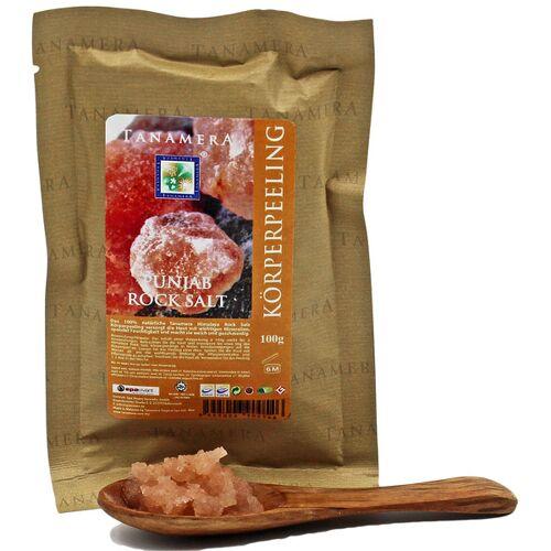 Tanamera® Rosa Kristallsalz Körperpeeling 100g rosa