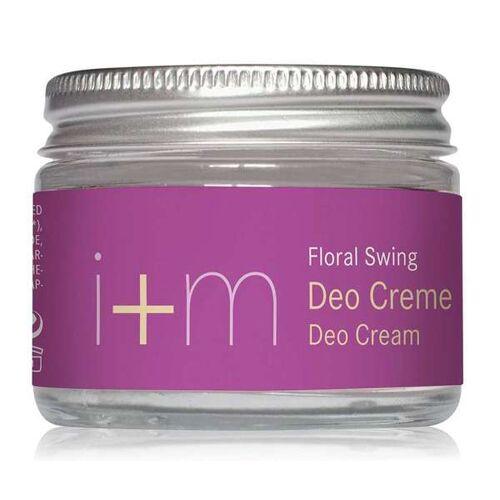 I + M Naturkosmetik Natürliche Deodorant Creme Deocreme - Floral Swing creme