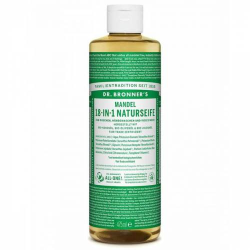 Dr. Bronner's 18-in-1 Naturseife