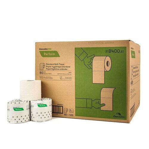 100% eco Familienpack Veganes Recycling Toilettenpapier Xxl Rollen 400 Blatt