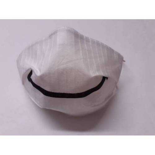 superranzen Mund-und Nasen Maske Smiley Drop-stop weiss/smiley black