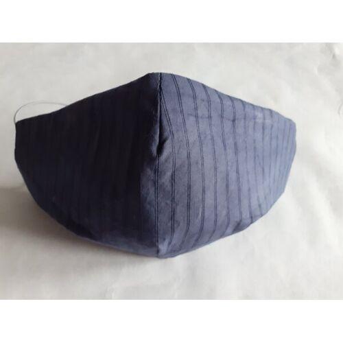 superranzen Mund-und Nasen Maske Easy Breath Blue blue