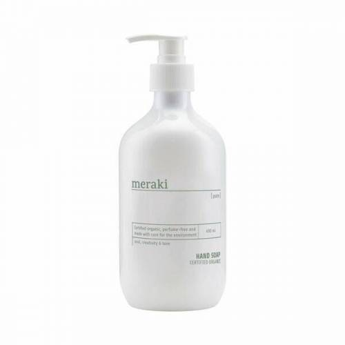 Meraki Bio Handseife Pure 490 Ml