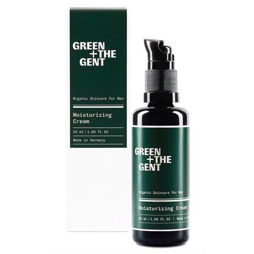 GREEN + THE GENT Feuchtigkeitscreme Für Herren Mit Aloe Vera