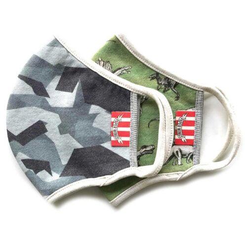Paper Wings Maske - Doppelpack Paper Wings Gesichtsmaske