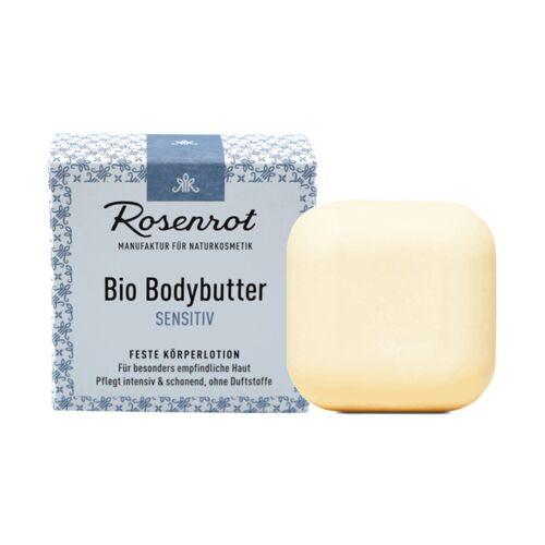 Rosenrot Naturkosmetik Bio Bodybutter Sensitiv   70g