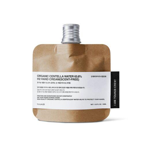 TOUN28 Parfümfreie Bio-handcreme Mit 63,8 % Bio-centella-wasser