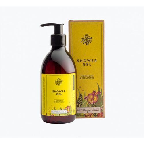 The Handmade Soap Company Duschgel Zitronengras Und Zedernholz 300ml