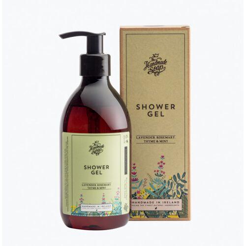 The Handmade Soap Company Duschgel Lavendel Rosmarin Und Minze 300ml lavendel