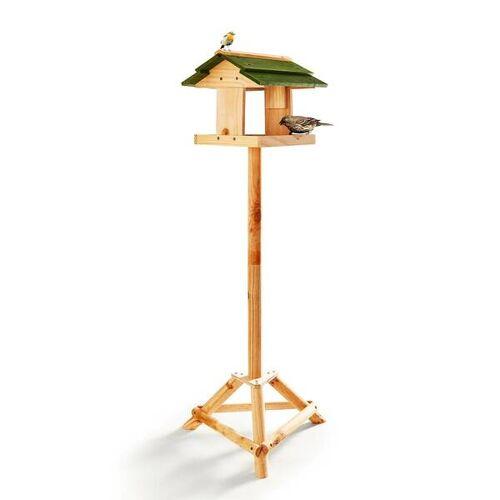 Skojig Vogelhaus Bausatz Vogel Futterstelle Futterhaus Wildvögel
