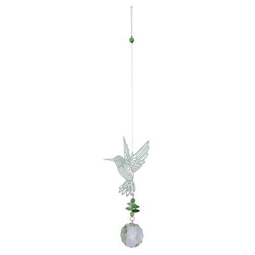Mitienda Shop Windspiel Mit Kristall, Kolibri