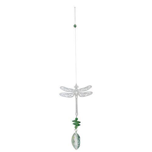 Mitienda Shop Windspiel Mit Kristall, Libelle