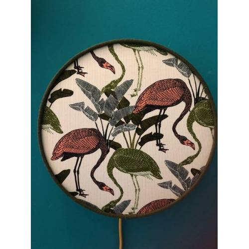 my lamp Wandleuchte Big Flamingo flamingo
