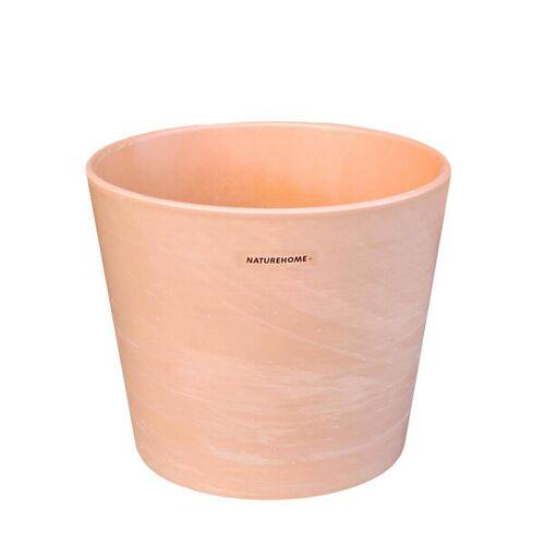 Naturehome Blumentopf Keramik Terrakotta terrakotta 17 cm