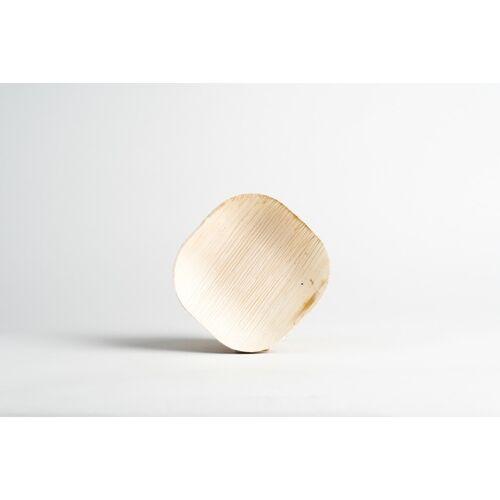Leef 25 Leef-teller Aus Palmblatt - 10cm x 10cm x 1cm