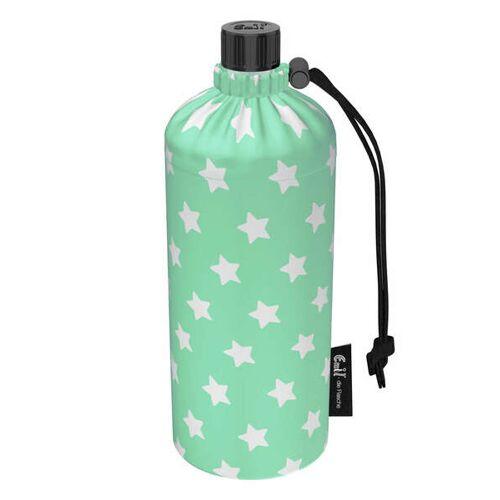 Emil die Flasche Emil-die-flasche Trink-set 0,4 l sterne mint 0,4 l