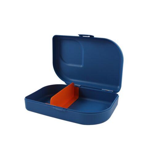 Ajaa! Box I Brotbox I blau
