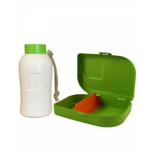 Ajaa! Schulanfang Set - Lime grün