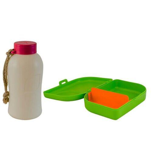 Ajaa! Schulanfang Set - Pink grün