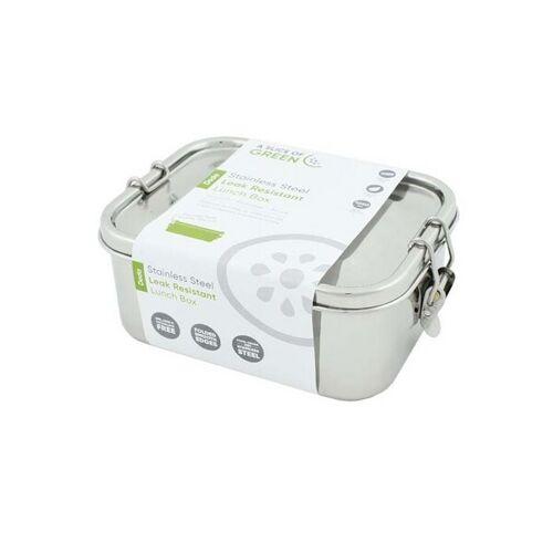 A Slice of Green Edelstahl Lunchbox Auslaufsicher - Doda